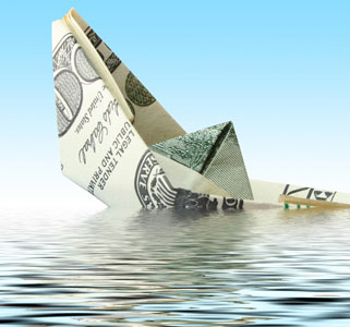 sunk costs We think every day about what it costs to do different things -- 89 cents to buy a pound of organic bananas, seven dollars to see lethal weapon 4, etc -- but we seldom think about what it costs not to do something, a concept economists call the opportunity cost.