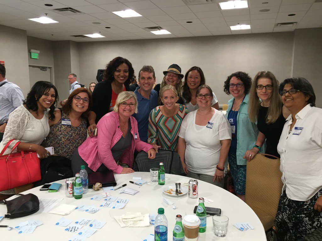 Great group at #womenInAgile