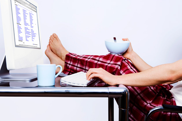working from home is a privilege not a right natalie warnert